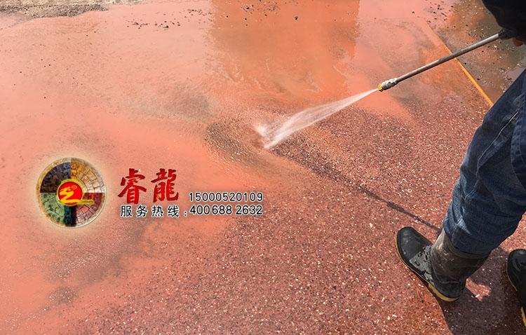 聚合物砾石|全国指导施工-亨龙厂家