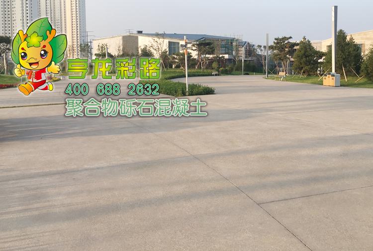 聚合物砾石|砾石混凝土聚合物|上海亨龙厂家