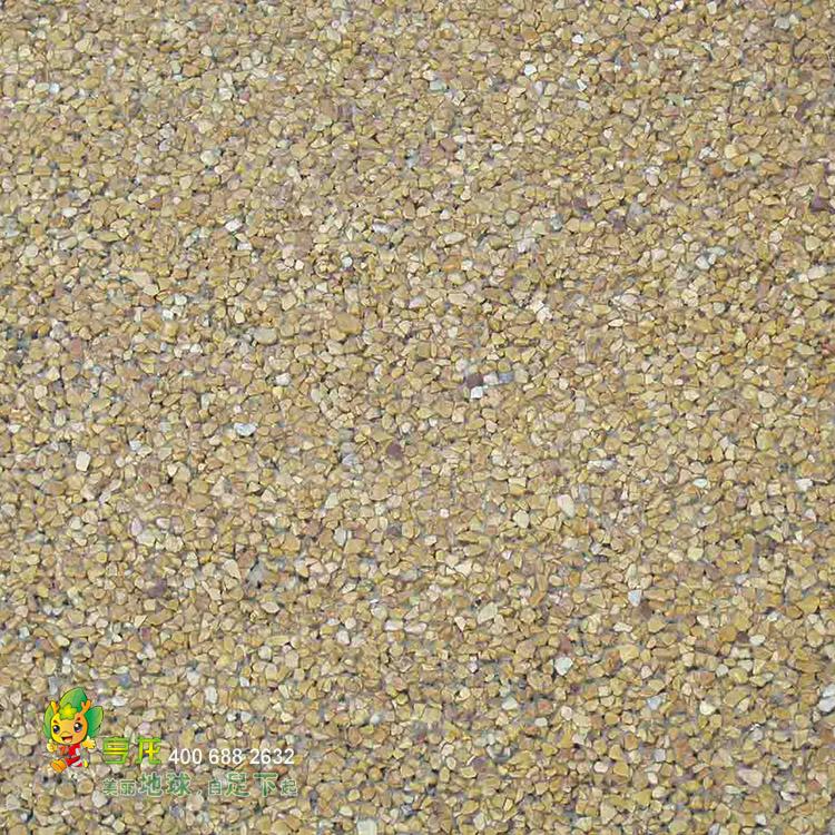双丙聚氨酯密封剂 露骨料地坪材料庭外户外透水