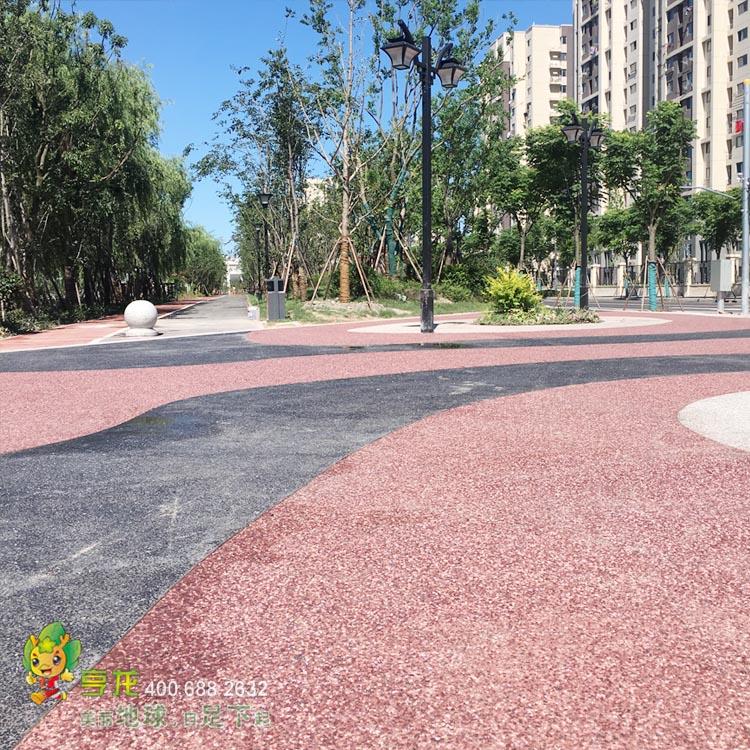 砾石聚合物混凝土技术 图文案例 施工经验丰富