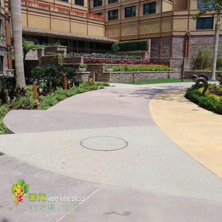 砾石聚合物混凝土工艺 施工优 价格低  厂家直销